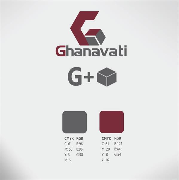 مونوگرام طراحی شده توسط کانون تبلیغاتی گراف