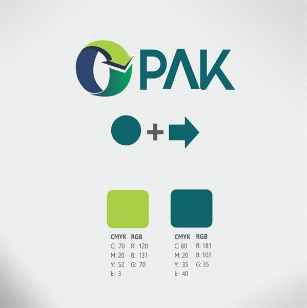 طراحی لوگو با استفاده از رنگ سبز